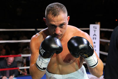 Interview with Jewish boxer Cletus Seldin photo